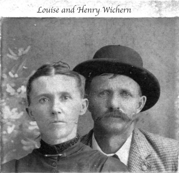 Louise and Henry Wichern