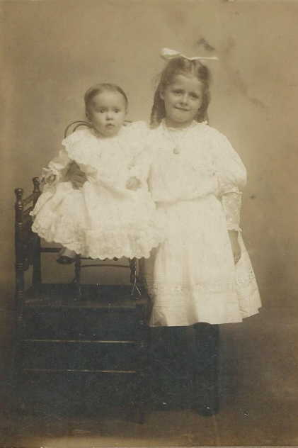 Marie and Esther Wampner