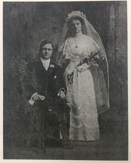 Pebler Weinhold wedding