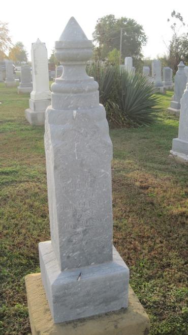 Peter Meier gravestone Salem Farrar MO