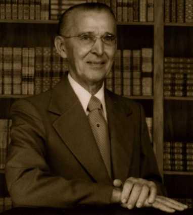 Rev. Gustav Reschke