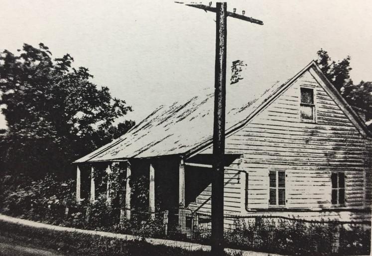 Teacher George Beyer house Altenburg MO