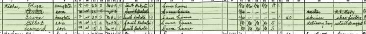 Augusta Wiehe 1940 census 2 St. Louis MO