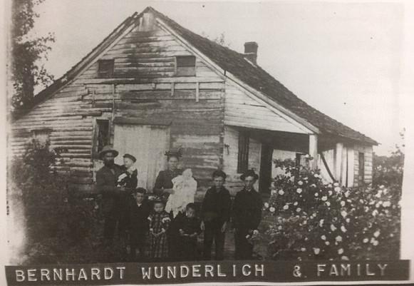 Bernhard Wunderlich family