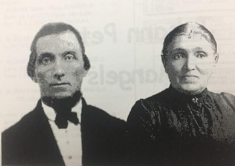 John and Engel Mangels