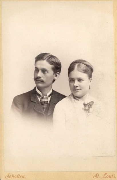 Martin S. and Clara Tirmenstein wedding