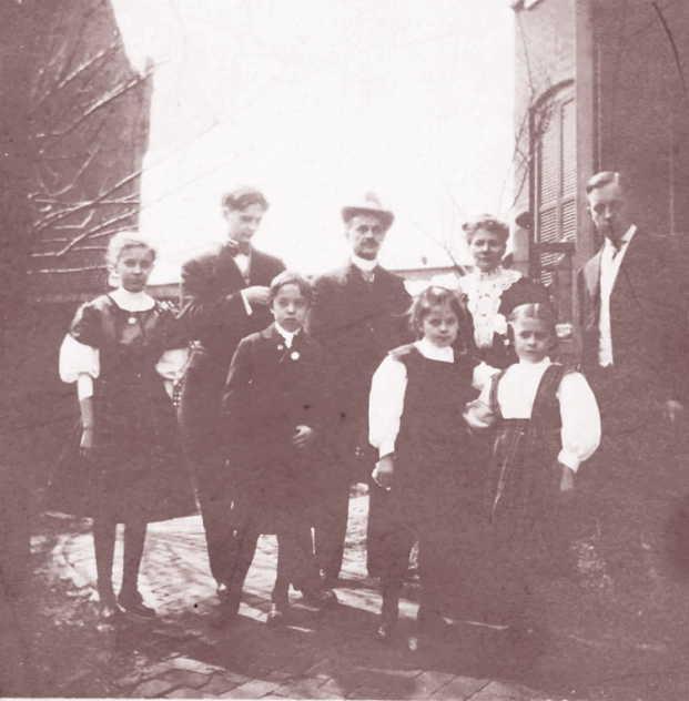 Martin S. Tirmenstein family