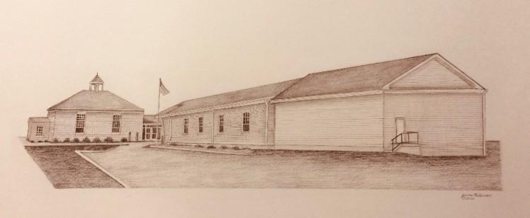 Museum expansion rendering Eddelman