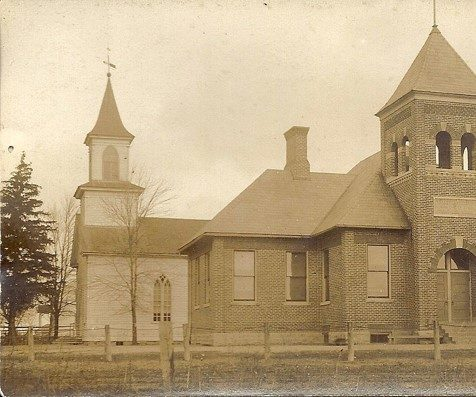 Soest Lutheran Church Ft. Wayne IN 1902