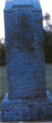 Theodore Schattauer gravestone Immanuel Altneburg MO