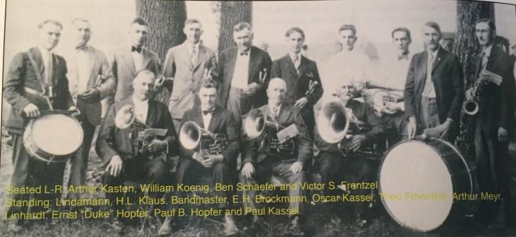 Uniontown band