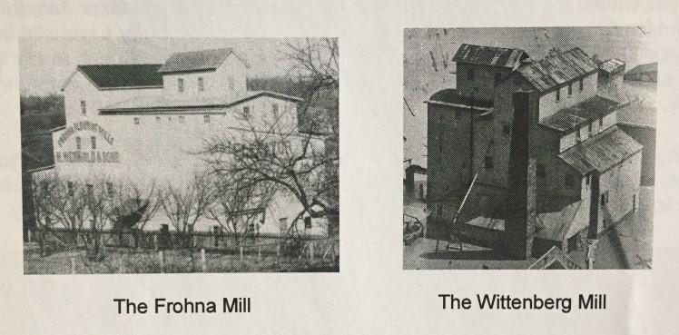 Weinhold mills