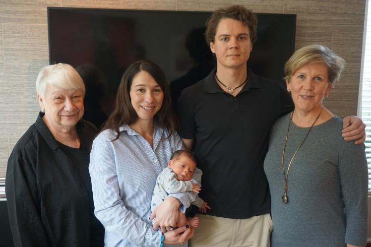 Dr. Fischer's descendants