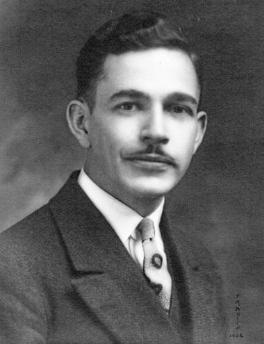 Dr. Theodore Fischer 1926
