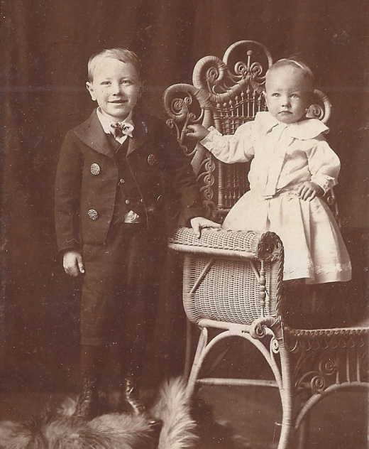 Frederick and Rudolph Weinrich