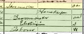 Henry End 1920 census 2 Perryville MO
