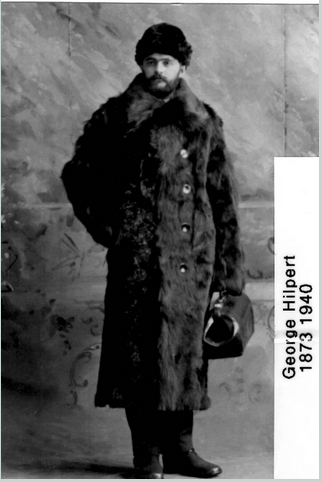 Rev. George HIlpert North Dakota