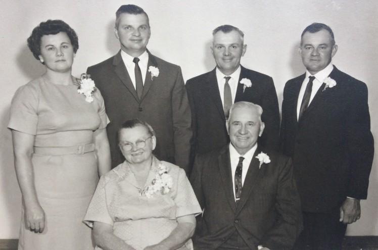 Rudolph Reisenbichler family