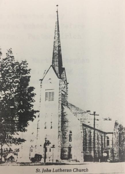 St. John Lutheran Church Ruma IL