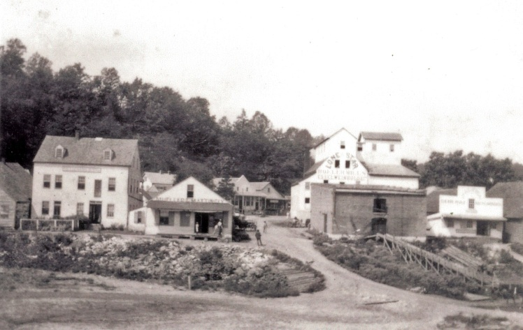 Wittenberg riverfront before 1907 X