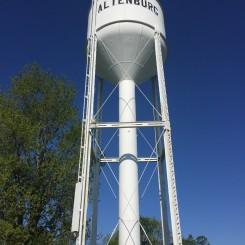 Altenburg water tower