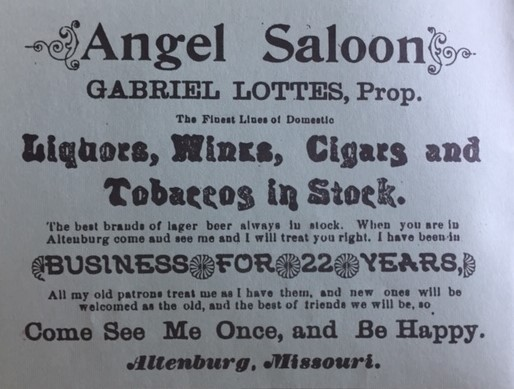 Angel Saloon Altenburg