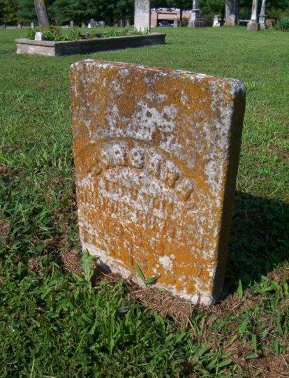 Barbara Buettner gravestone Peace Friedenberg MO
