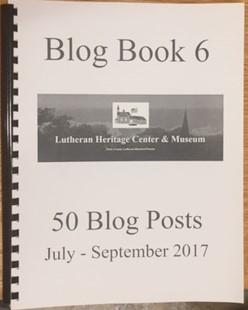 Blog Book 6