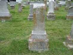 Catherine Boxdorfer gravestone Immanuel Perryville MO