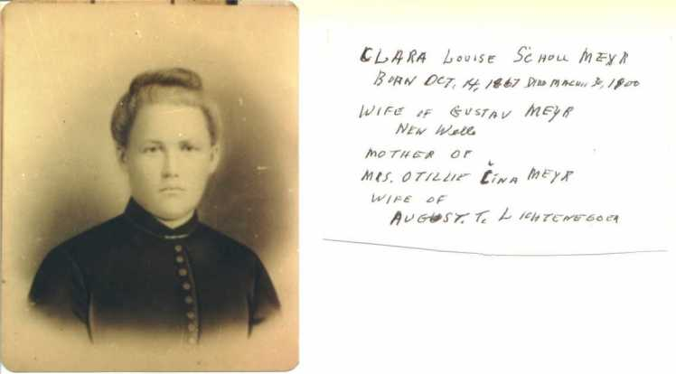 Clara Scholl Meyr
