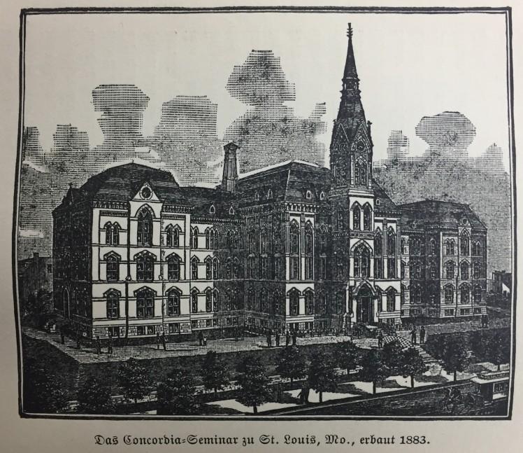 Concordia Seminary 1883