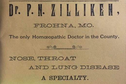 Dr. P.N. Zilliken Frohna