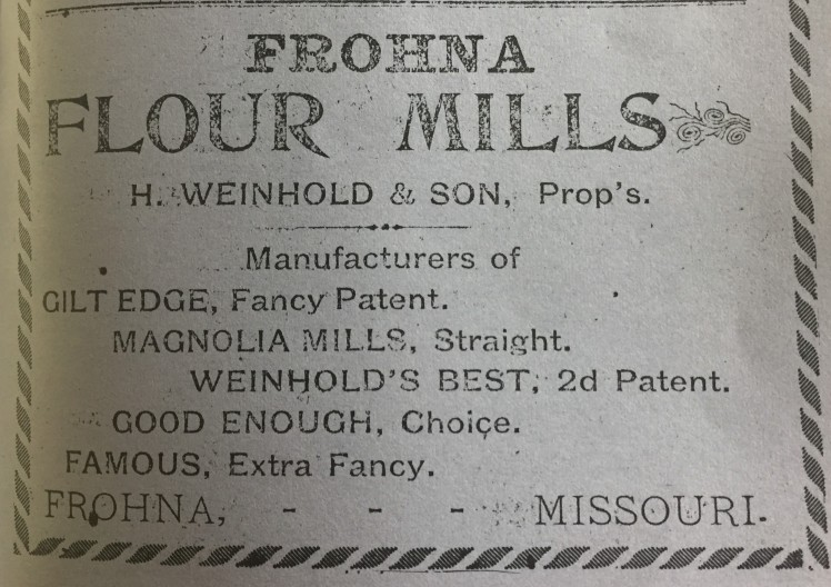 Frohna Flour Mill