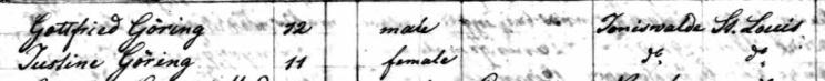 Goehring names 2 Copernicus passenger list 1839