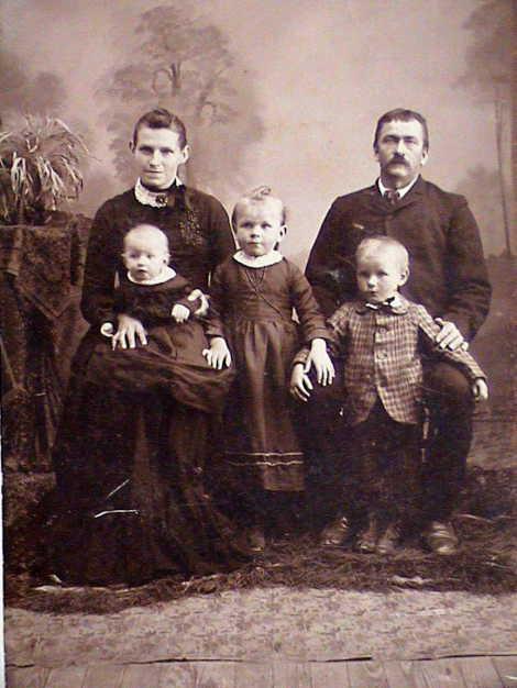 Herman Weber family 1