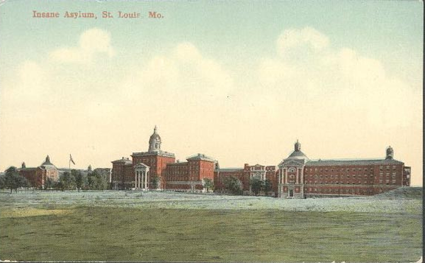 St. Louis Sanitarium Insane Asylum