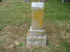 Susanna Weith gravestone Peace Friedenberg MO