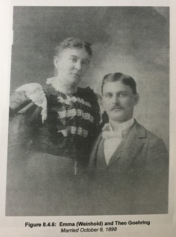 Theodore and Emma Goehring