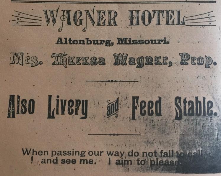 Wagner Hotel Altenburg
