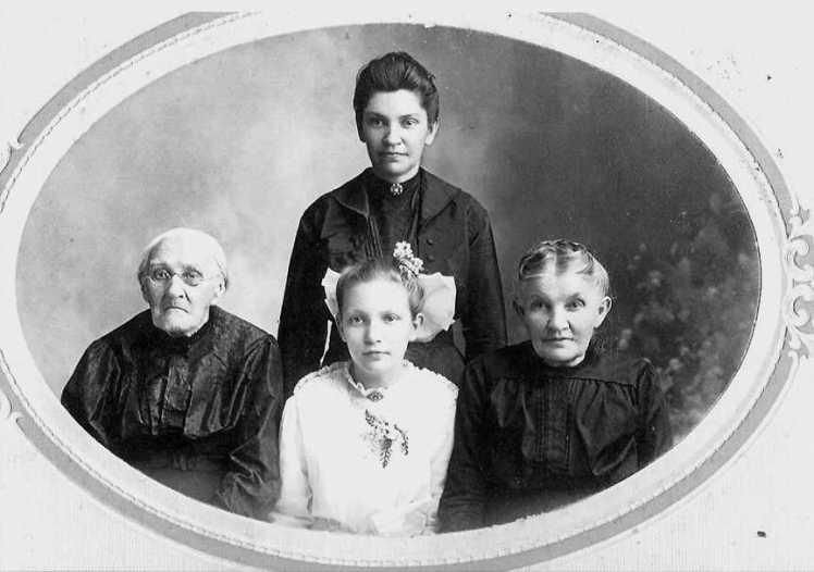 4 Generations Theiss Mueller Loebs