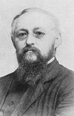 Dr. Carl Augustus Charles Graeber