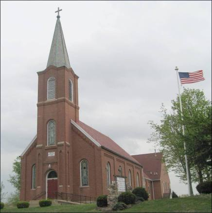 Ebenezer Lutheran Church Port Hudson MO