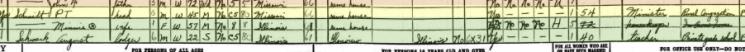 Paul T. Schmidt 1940 census Lyon MO
