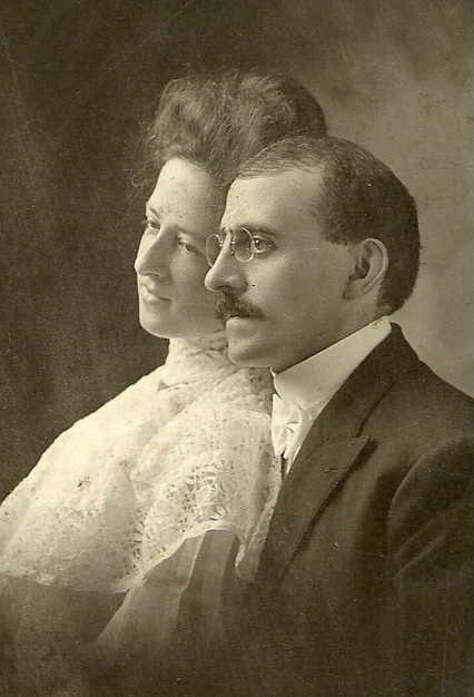 Rev. Theodore and Antonia Gaebler Hoffmeister