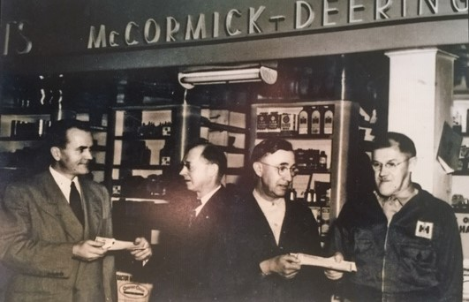 Theodore and Arthur Kassel Frohna Machine Shop