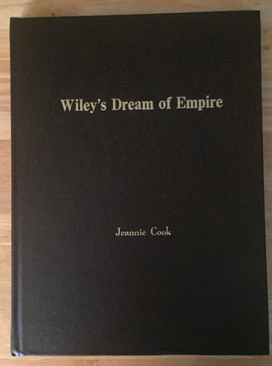 Wiley's Dream of Empire book