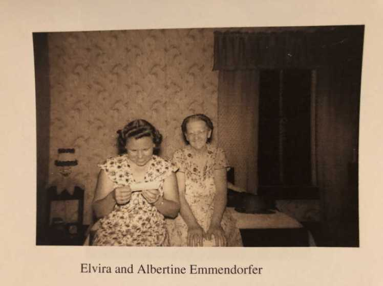 Albertine Emmendorfer