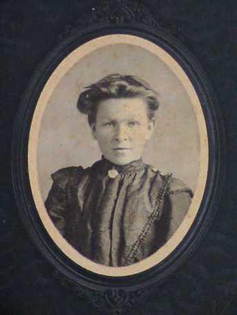 Emma Weber Hutteger