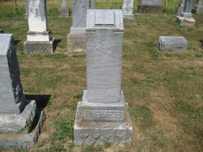 Ernestine Birner gravestone Trinity Altenburg MO