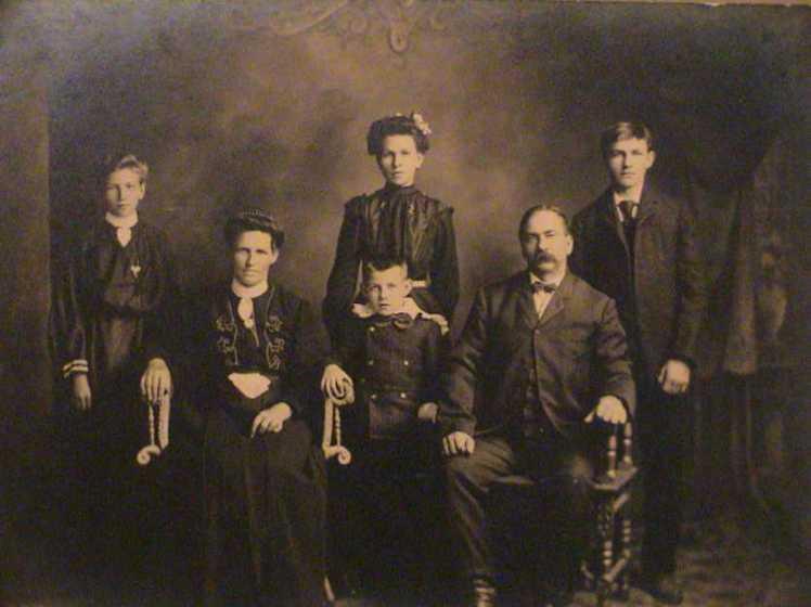 Herman Weber family 2